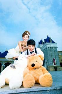 欢乐城堡-蝴蝶树婚纱摄影