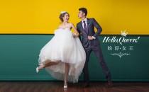 《韩式婚纱》