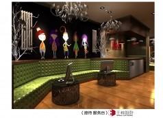 王梓设计新品案例之哈尔滨米兰之恋
