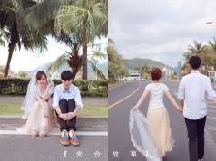 《光合故事摄影馆》情侣婚纱
