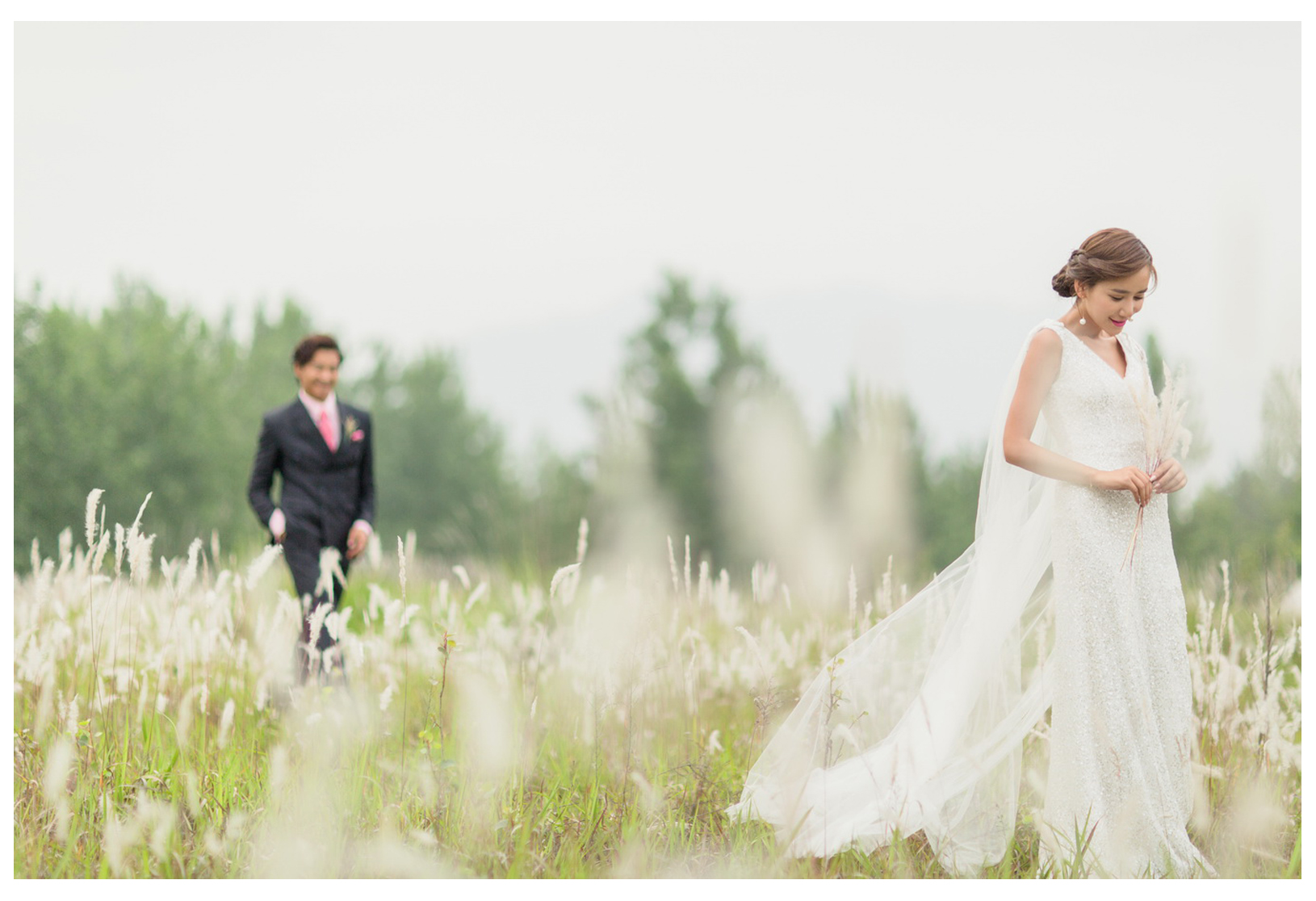 沈阳时尚经典婚纱摄影 梦的轨迹