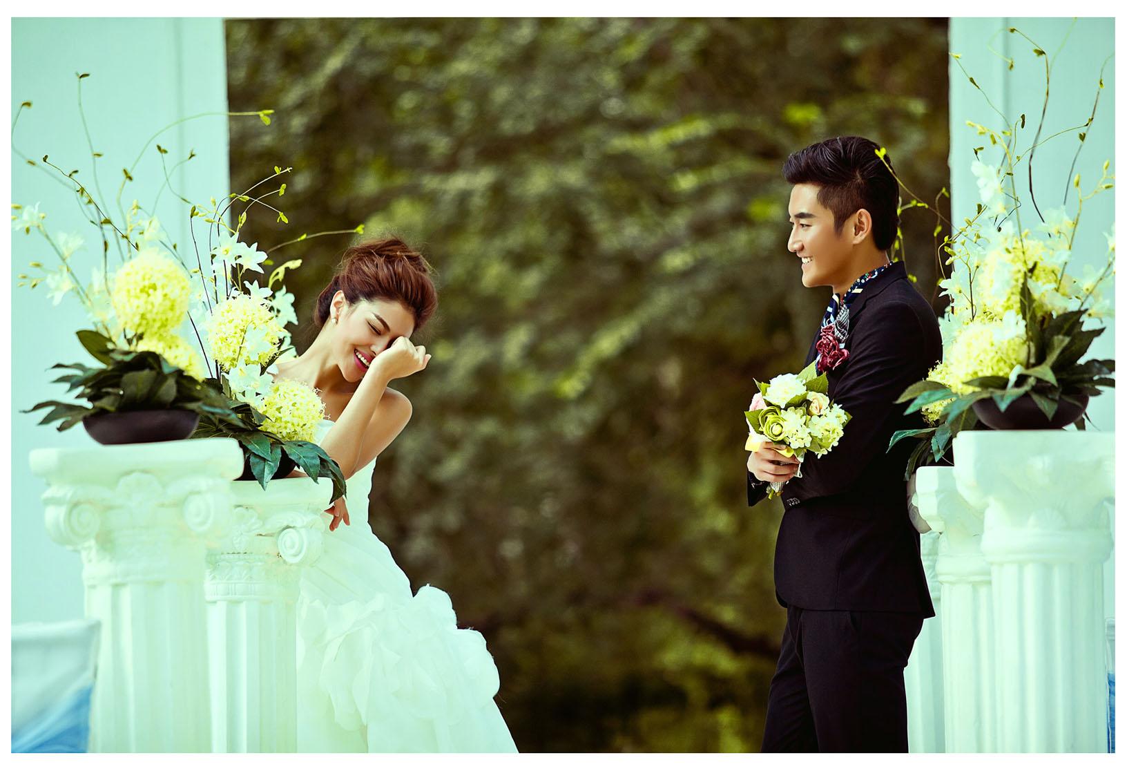 沈阳时尚经典 婚纱摄影