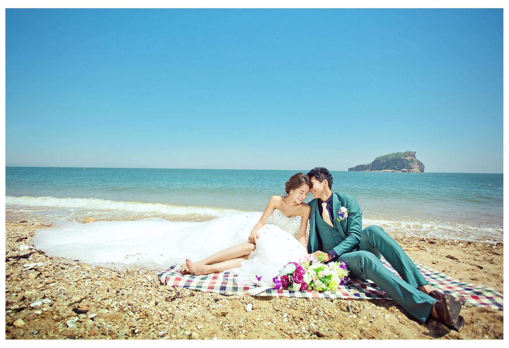 大连棒棰岛(5)_婚纱摄影小编的相册_黑光达人