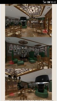 影楼设计作品欣赏1----各种风格各种店,让您欣赏一起看!