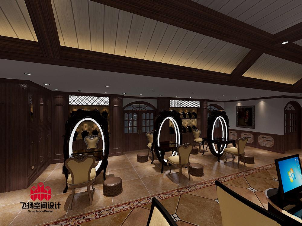 地址:湖南省新化县   设计面积:500m²   设计时间:2014年  工程造价:约50万  飞扬空间设计团队