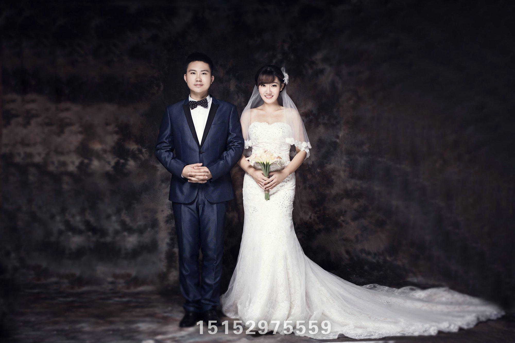 拍摄双人婚纱照姿势攻略