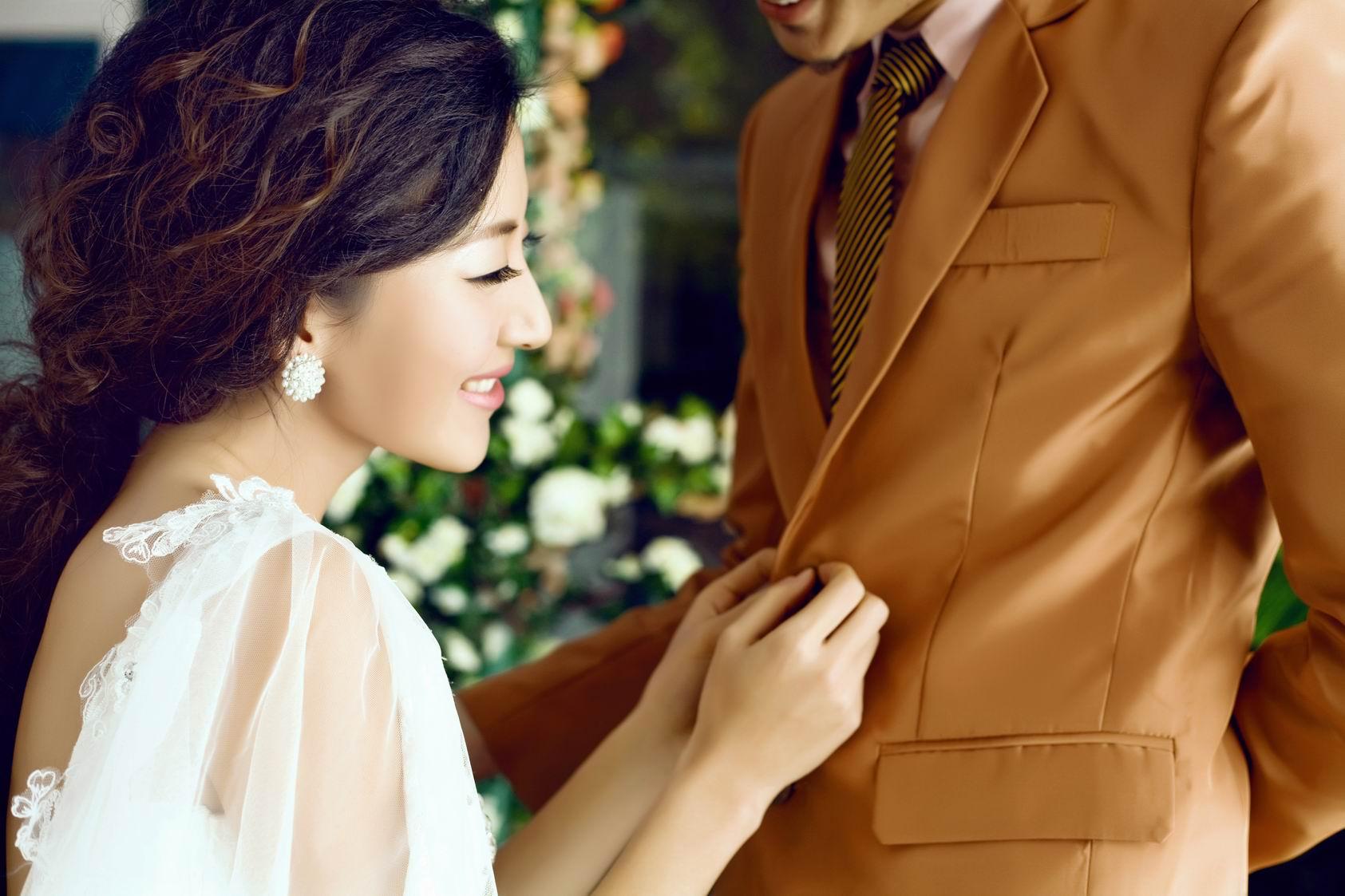 青禾婚纱摄影工作室网站80后婚纱照风格