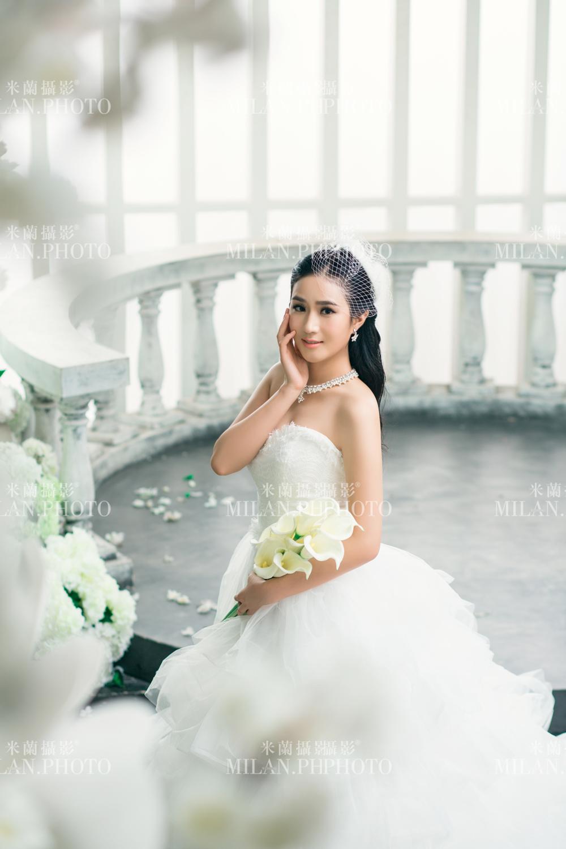 【西安米兰婚纱摄影】浅谈古装艺术照