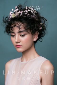 【LIN·MAKEUP】轻复古油画风格美妆新娘造型