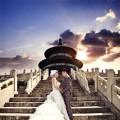北京主题婚纱照-天坛