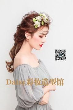 新娘妆面造型2