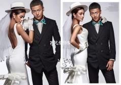 上海展会样片—时尚新娘