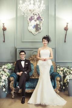 2015婚纱新款
