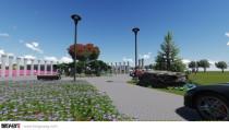 仙草园基地规划