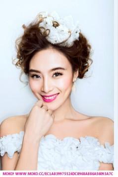 时尚新娘公主梦