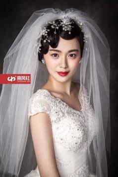 南风社婚纱修图作品