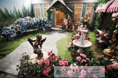 不同角度欧式花园案例