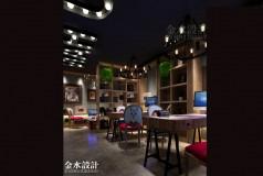 安徽埃菲尔艺术工业风设计