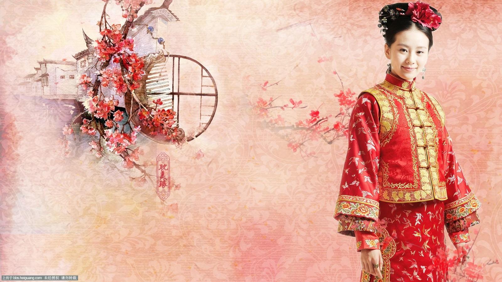 刘诗诗高清图片 古装图片模板下载