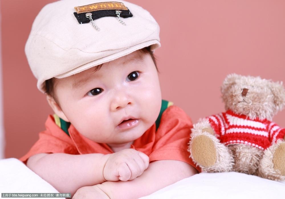 可爱宝宝_儿童摄影作品