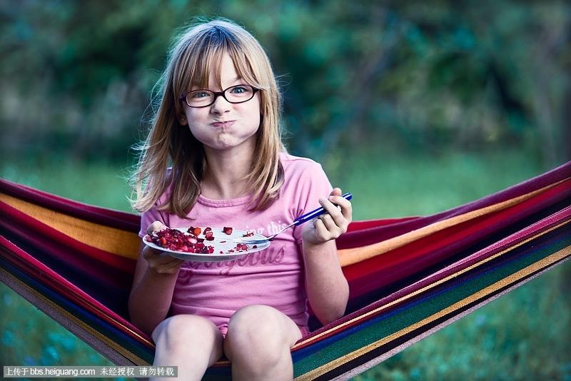 一些经典国外儿童摄影