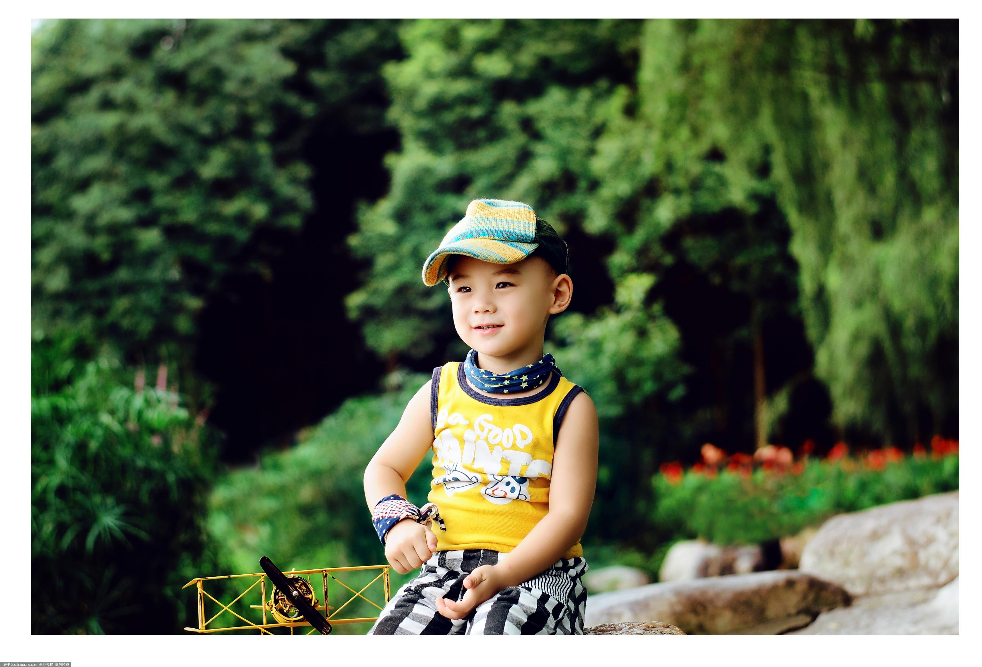 可爱多儿童摄影 - 儿童摄影作品