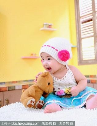 成都可爱多儿童摄影