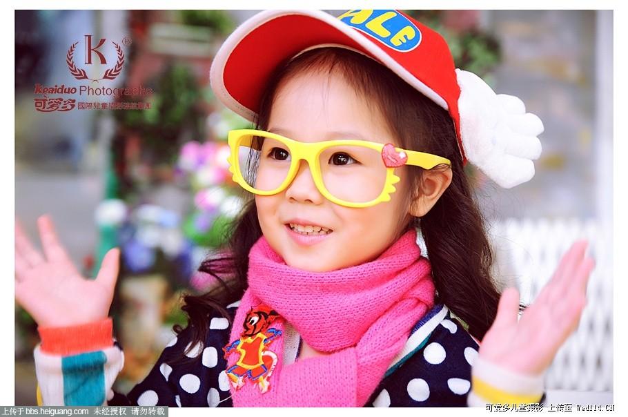 成都可爱多儿童摄影—百变小仙子
