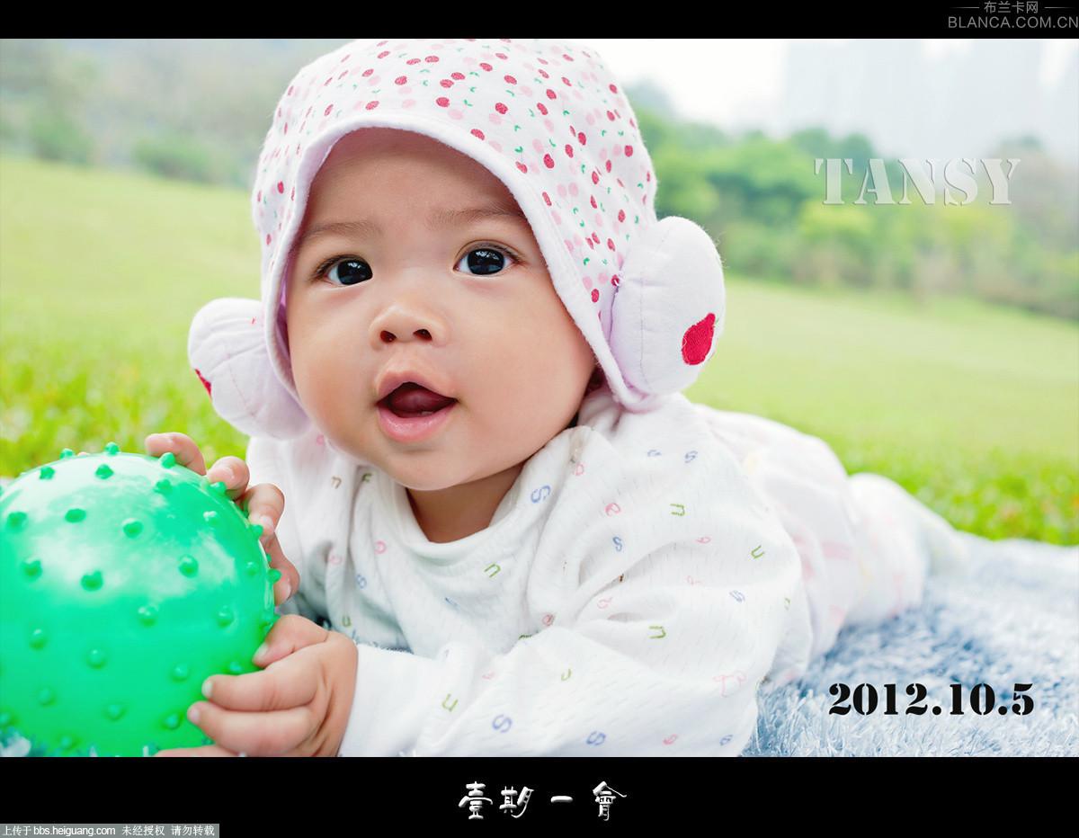 时尚可爱孩子高清图片