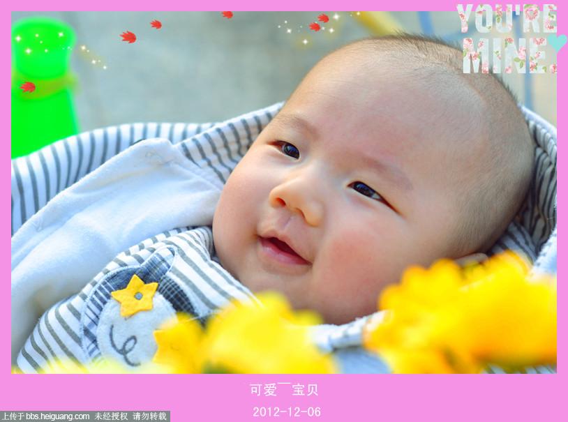 可爱的小宝贝 - 儿童摄影作品