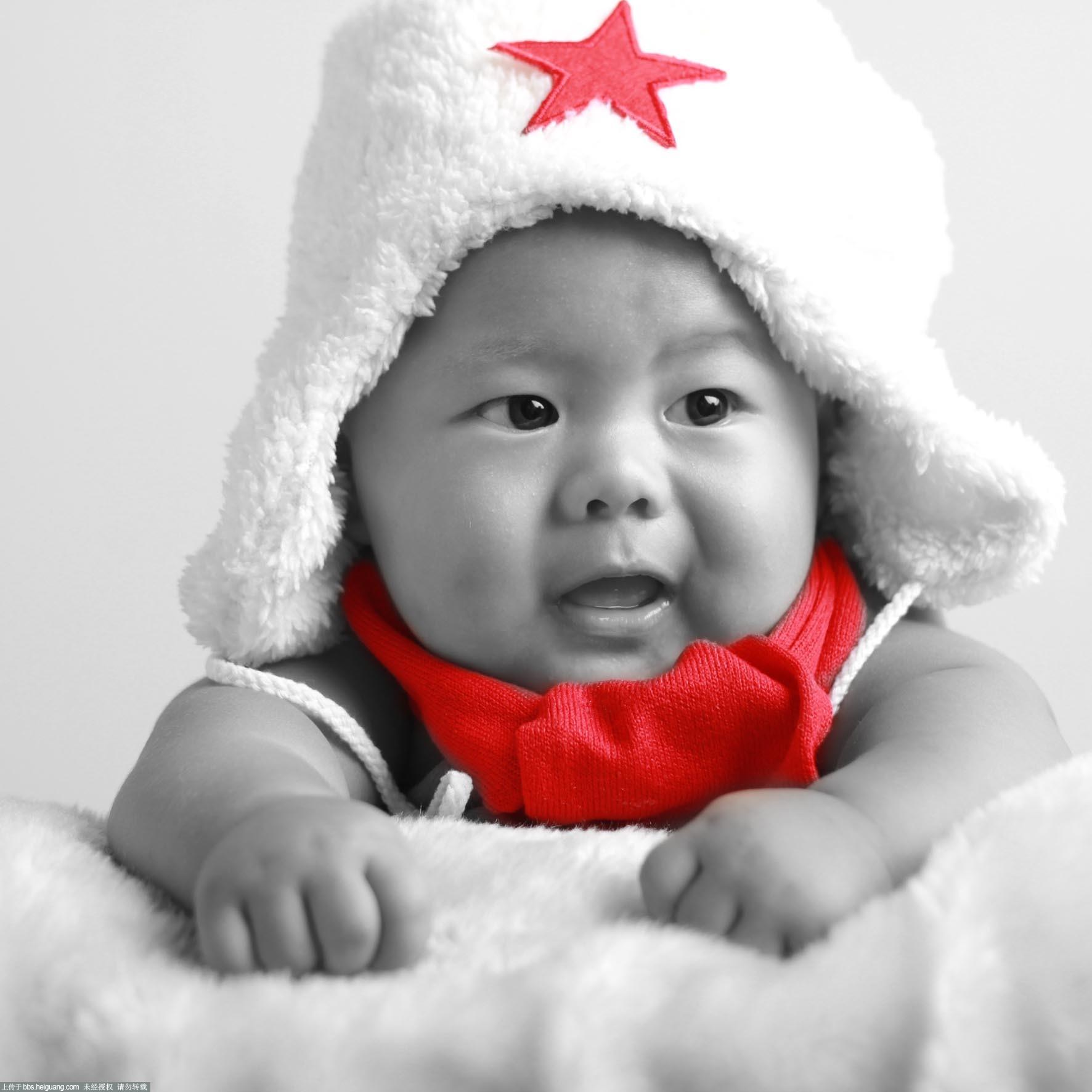 可爱宝宝.