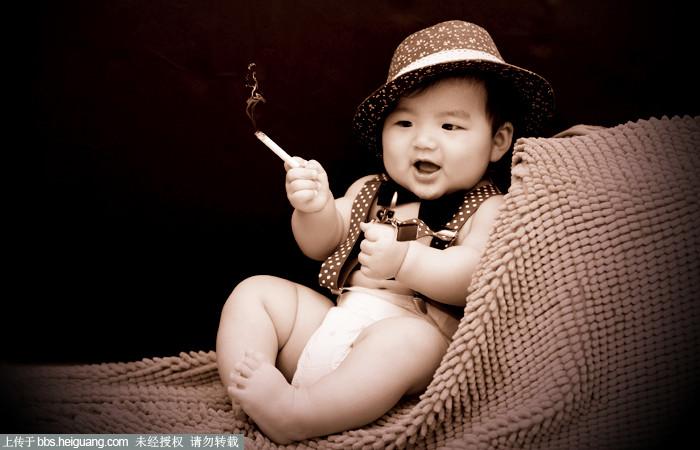 个性摄影_儿童摄影作品