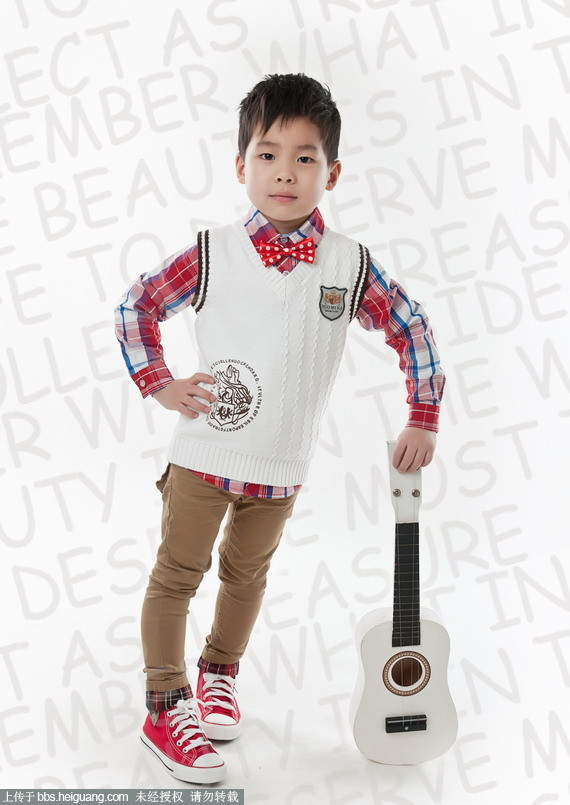 小孩模特淘宝素材