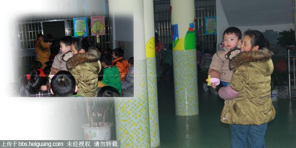 一岁小宝宝在幼儿园的一天