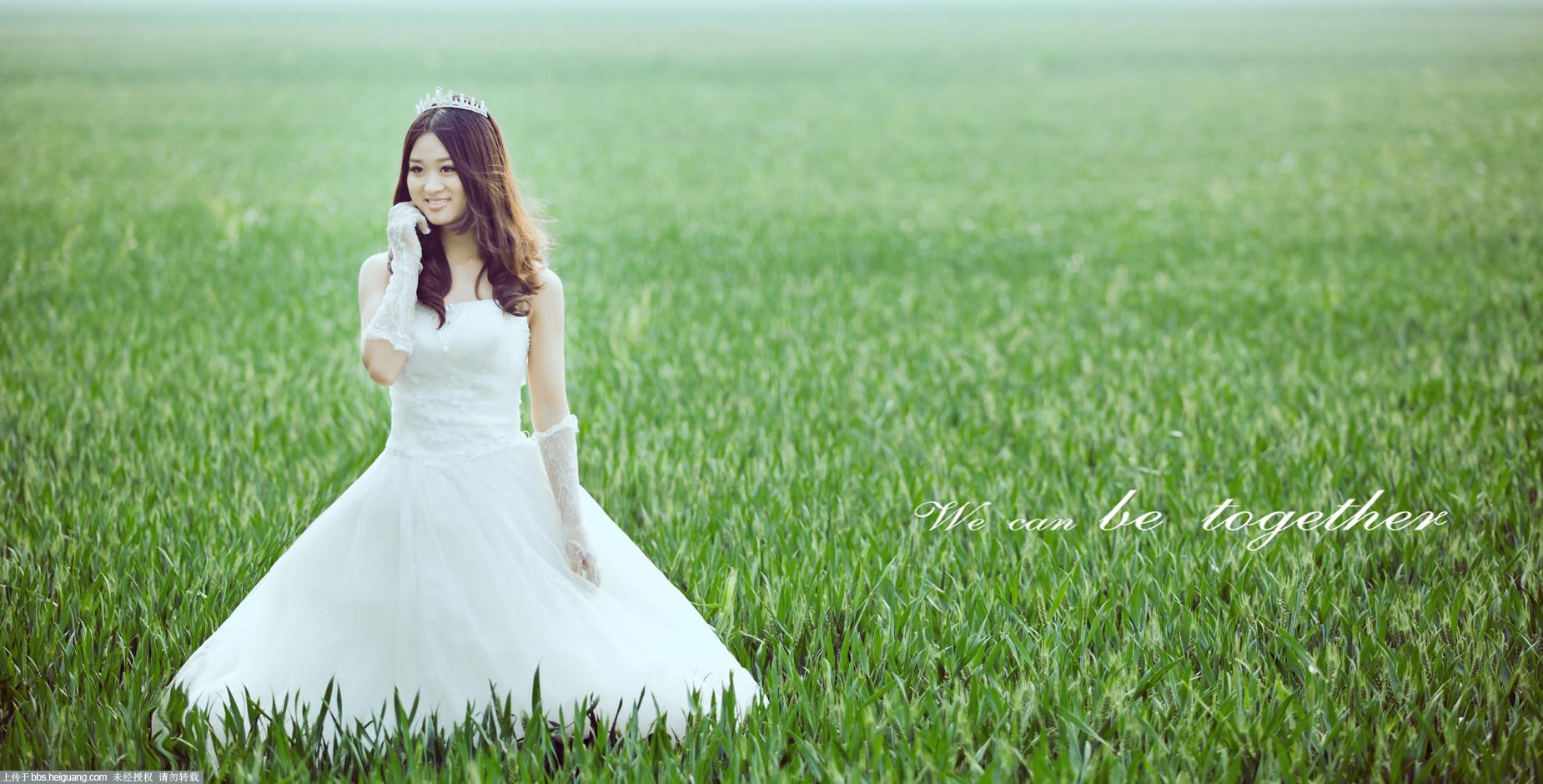 壁纸 成片种植 风景 婚纱 婚纱照 植物 种植基地 桌面 1850_940