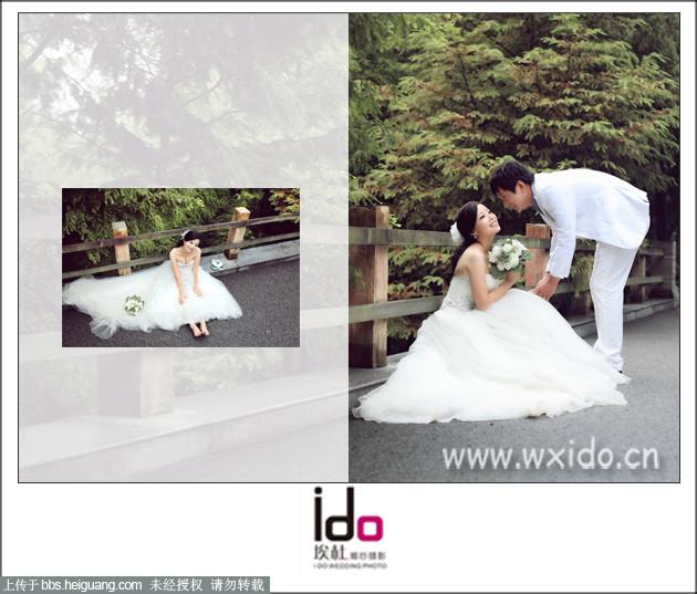 婚纱照风格--无锡ido婚纱摄影