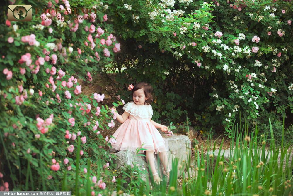 龙潭湖外景--北京芝麻开门儿童摄影