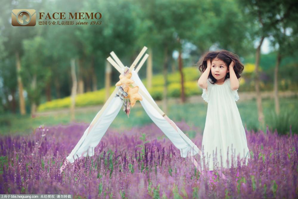 南海子公园外景--北京芝麻开门儿童摄影