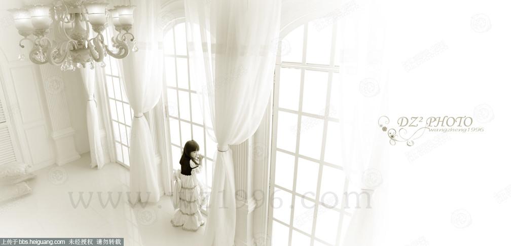 汪正国际儿童摄影《那个女孩》