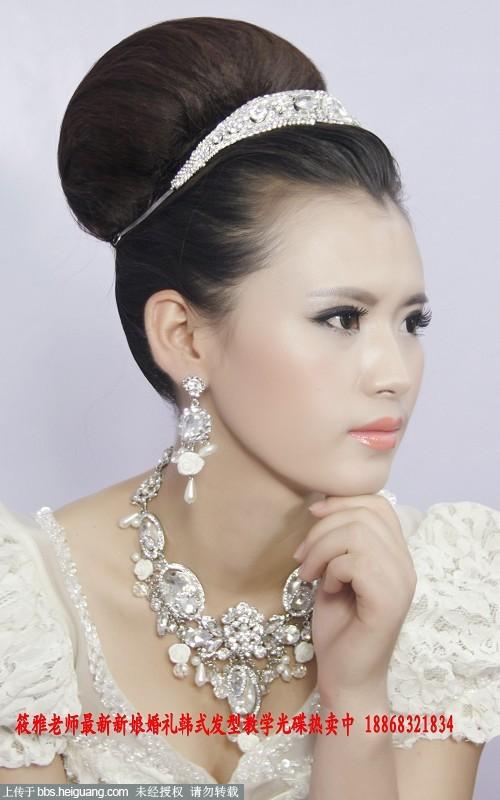 欧式婚礼新娘发型图片_欧式婚礼新娘发型图片分享图片