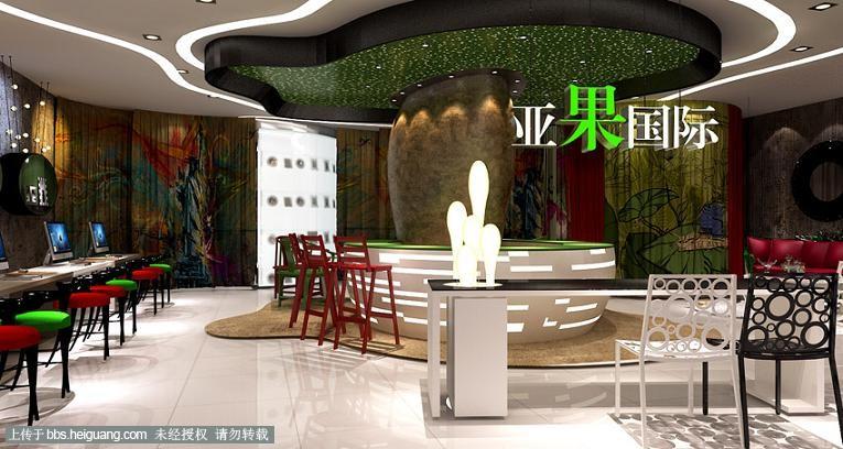 王梓婚纱影楼装修设计最新精品案例上海亚果国际