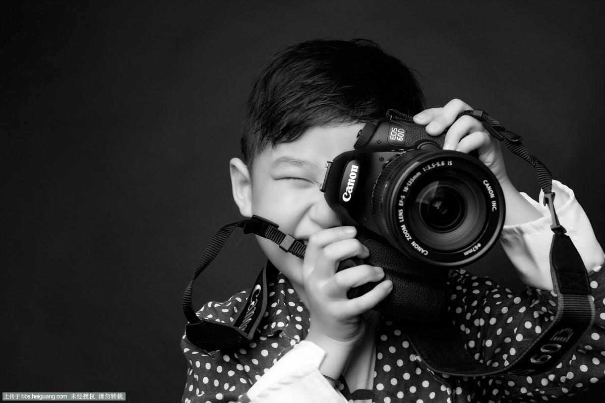 黑光网u2杯儿童摄影大赛