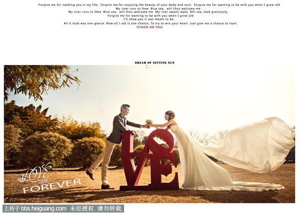 【南京雪中彩影婚纱摄影】真正的结婚照专家