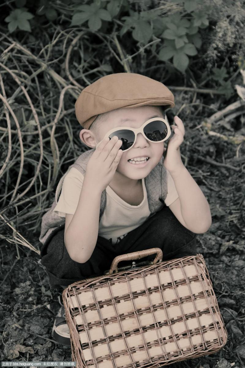 10sui可爱小男孩头像