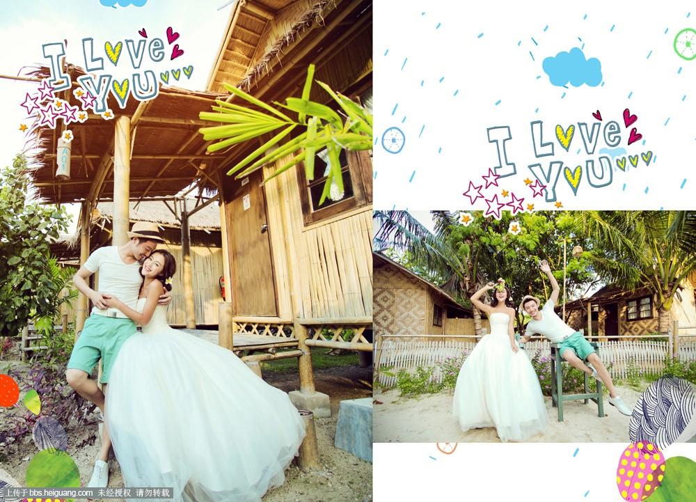 温州基地婚纱摄影 - 普吉岛 - 情侣婚纱 - 带爱去旅行