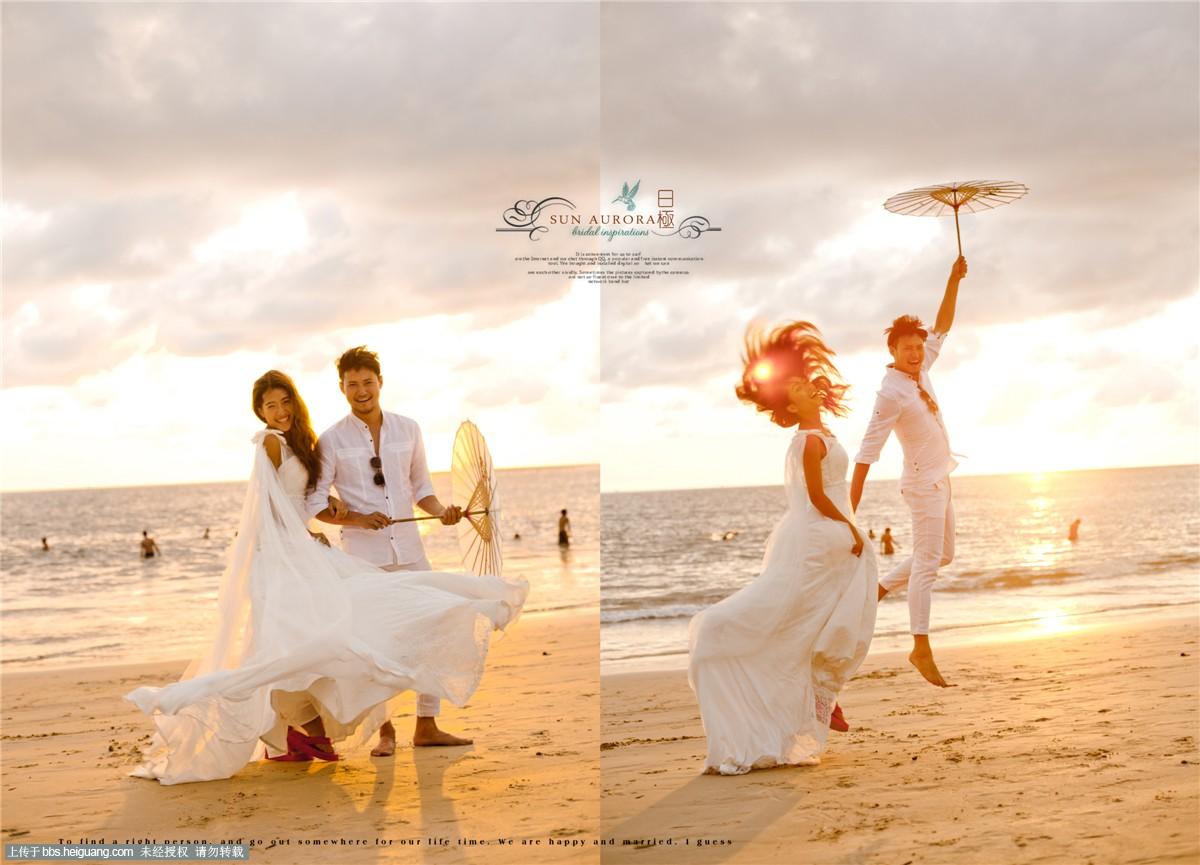 温州基地婚纱摄影-普吉岛-日极-带爱去旅行系列婚纱