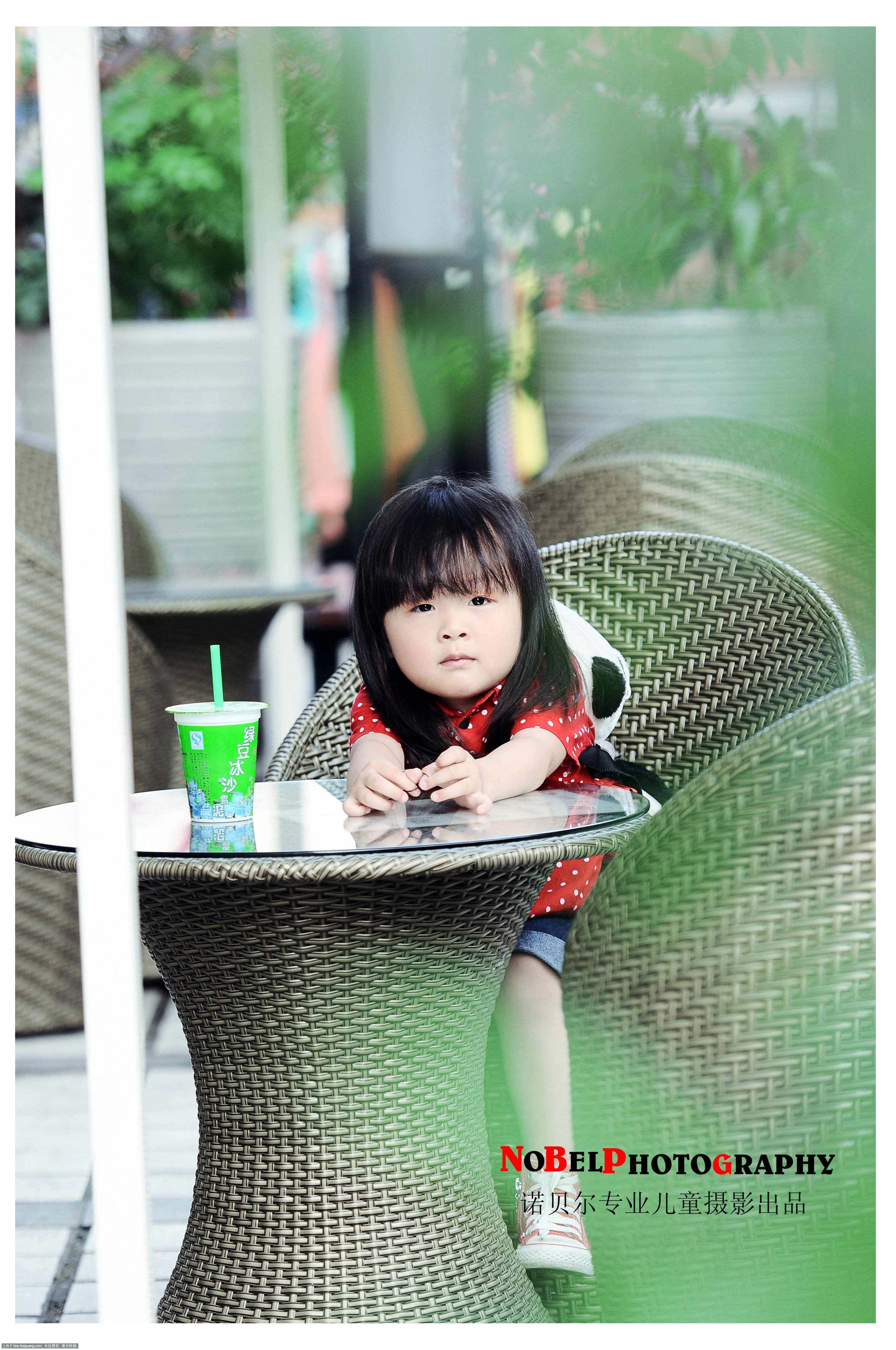黑光网u2杯儿童摄影大赛【阿为作品】