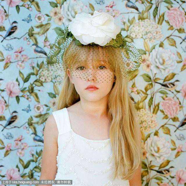 儿童摄影:七岁未闻花名