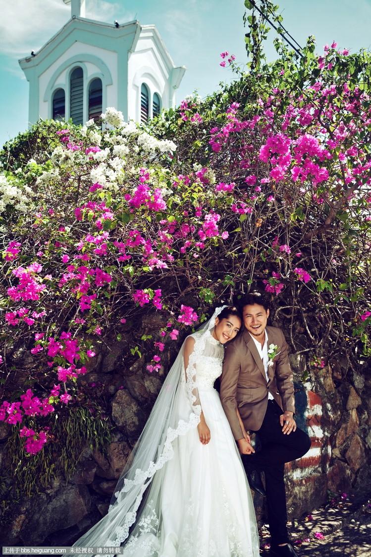 温州基地婚纱摄影 - 普吉岛