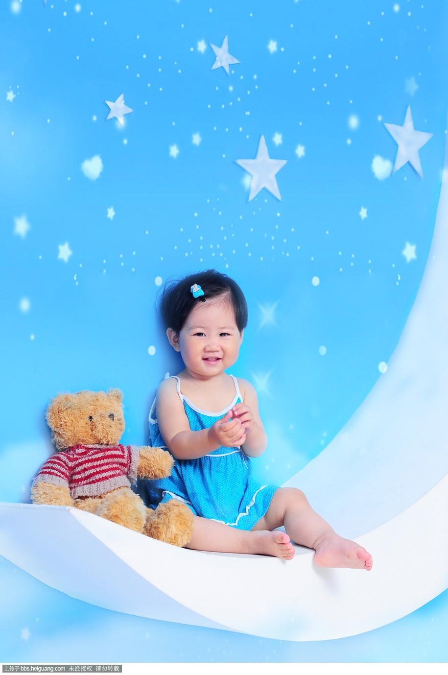 寻找最可爱的宝宝海报
